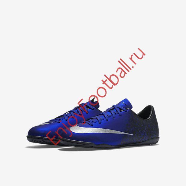 the latest eb3ad 30091 Детская обувь для зала NIKE MERCURIAL VICTORY V CR IC 684851-404 JR