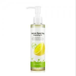 Secret Key Lemon Масло гидрофильное с экстрактом лимона Lemon Sparkling Cleansing Oil