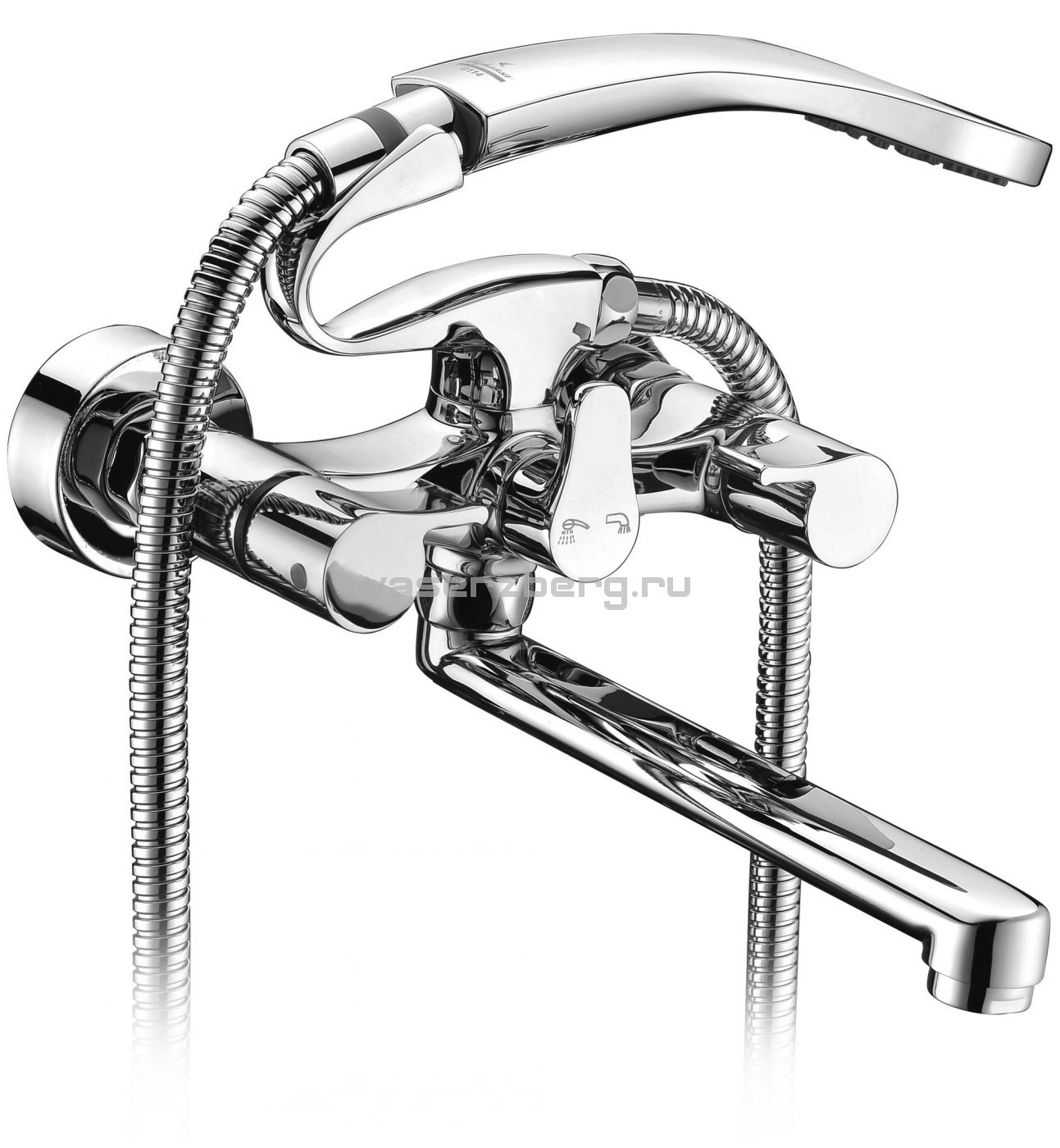 Elghansa New Wave Omega 2707594 Смеситель для ванны
