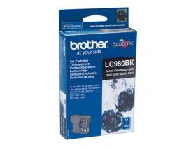 Картридж Оригинальный Brother LC980BK  черный (Black), 300 стр.