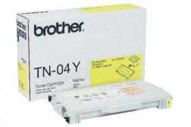 Картридж оригинальный Brother TN-04Y (6600 стр.)