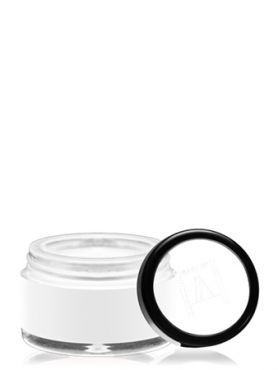 Make-Up Atelier Paris Loose Powder PLMBP White Пудра рассыпчатая минеральная белая