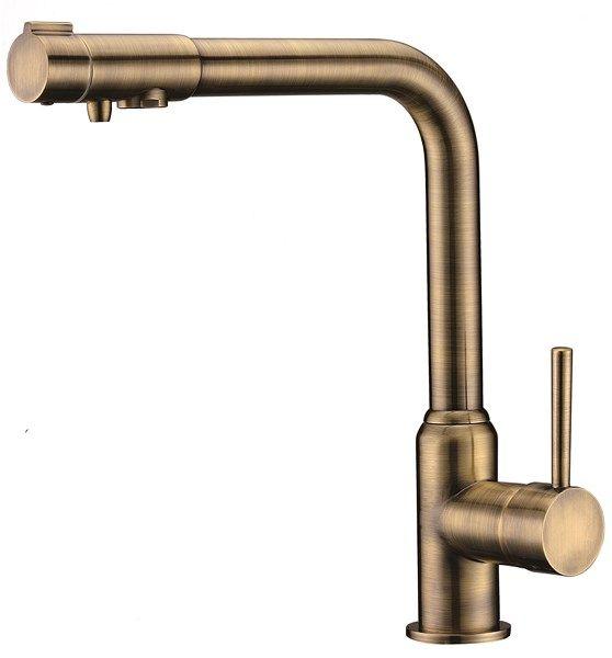 Kaiser Teka 13044-3 Bronze Смеситель для кухни под фильтр