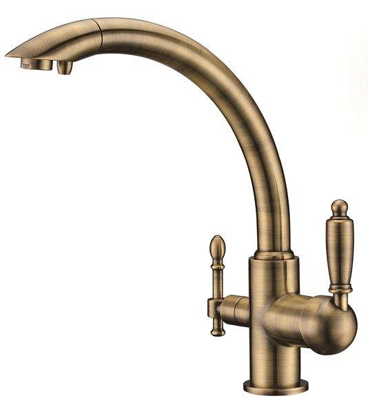 Kaiser Vincent 31244-3 Bronze Смеситель для кухни под фильтр