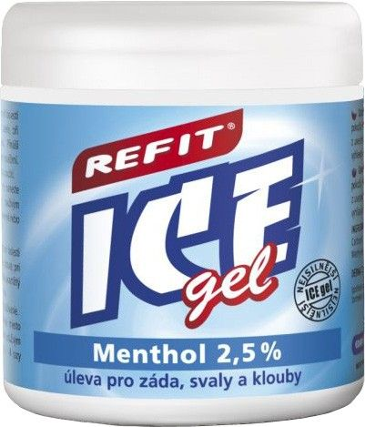 Охлаждающий гель MAX Ментол 2,5% (230 мл.)
