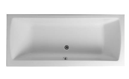Акриловая ванна Vitra Neon 180x80 без гидромассажа