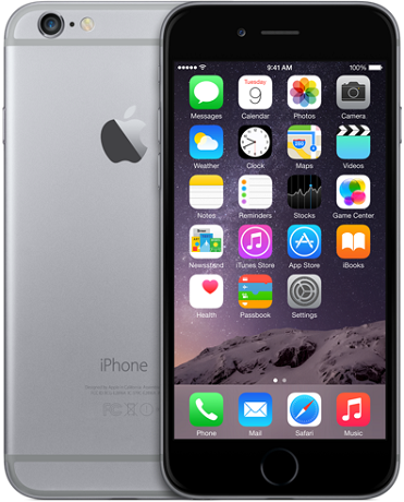 Apple iPhone 6 128GB LTE Space Gray