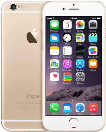 Apple iPhone 6 128GB LTE Gold