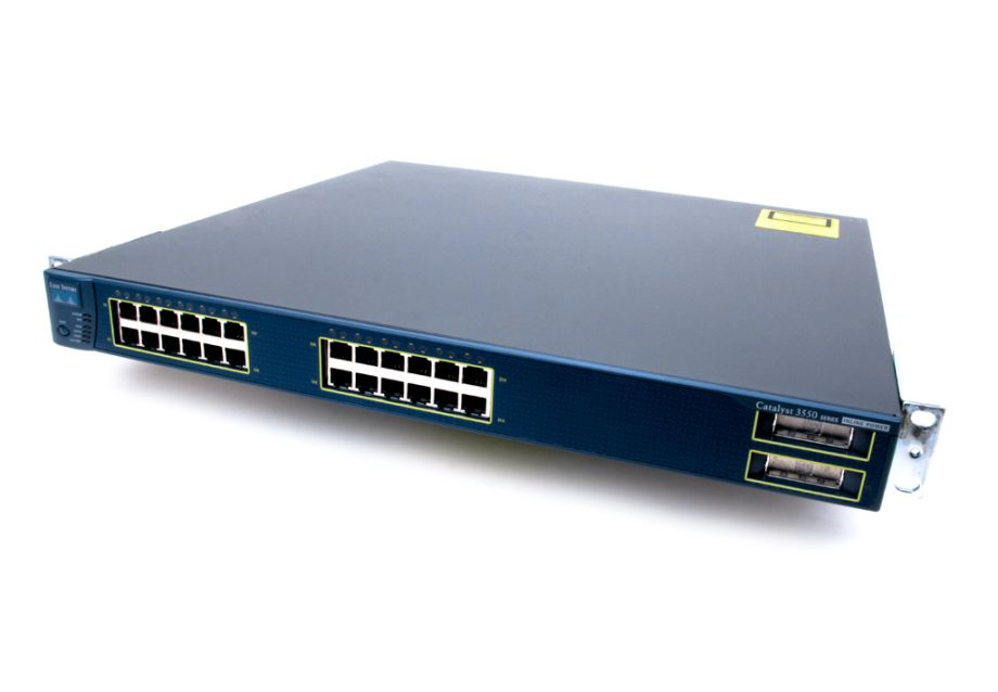 Коммутатор Cisco Catalyst WS-C3550-48-SMI / EMI
