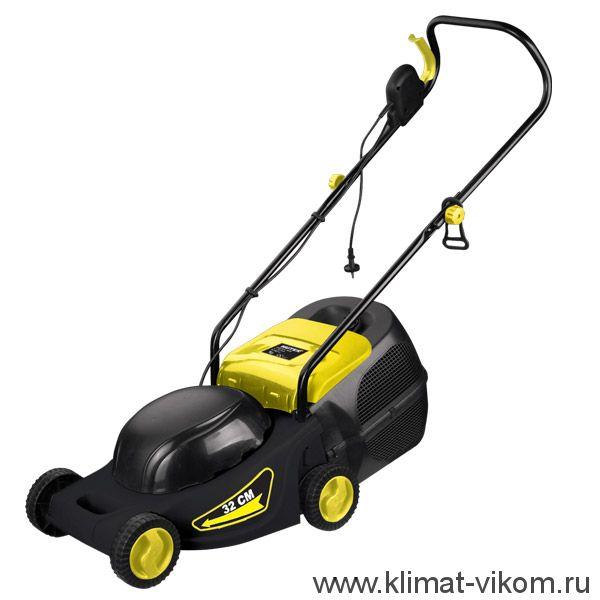 Электрическая газонокосилка ELM-1400 T