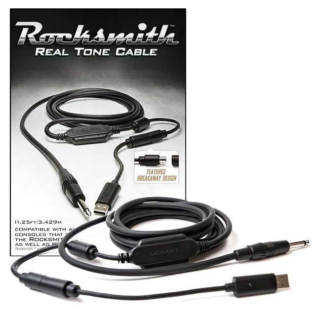 Кабель Rocksmith Real Tone Cable