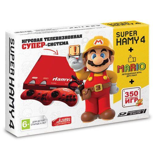 """Sega - Dendy """"Hamy 4"""" (350-in-1) Mario"""