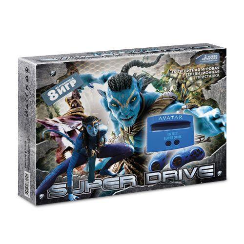 Sega Super Drive Avatar (8-in-1)