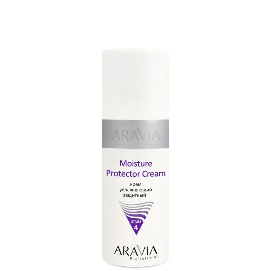 Крем увлажняющий защитный, 150 мл. ARAVIA Professional