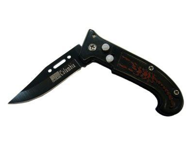Нож Следопыт НТ-106 с клипсой