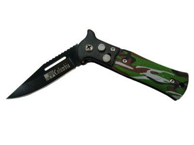 Нож Следопыт НТ-107 с клипсой