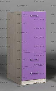 Шкафной модуль Фанки Сити ФС-13