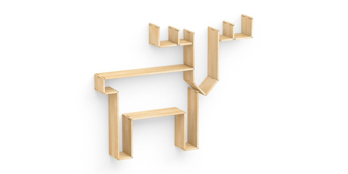 LATITUDE Flex Shelf set 115