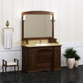 Комплект мебели для ванной Opadiris Лучия 120