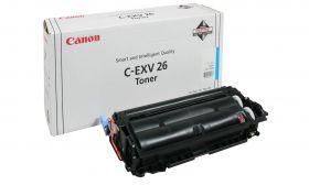 Тонер оригинальный CANON C-EXV26  Cyan