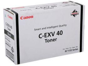 Тонер оригинальный CANON C-EXV40 TONER BK EUR