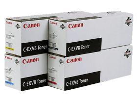 Тонер оригинальный CANON C-EXV8 Cyan