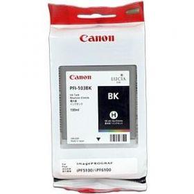 Картридж оригинальный CANON PFI-103BK  Black