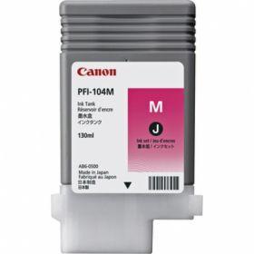 Картридж оригинальный CANON PFI-104M Magenta