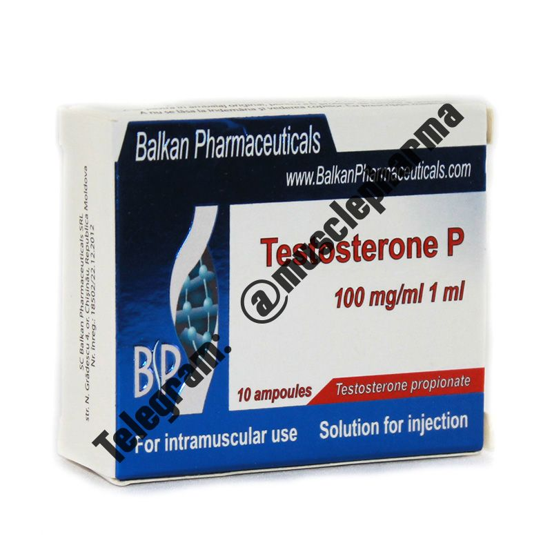 TESTOSTERONE PROPIONATE (ТЕСТОСТЕРОН ПРОПИОНАТ). 1 ампула * 1 мл.