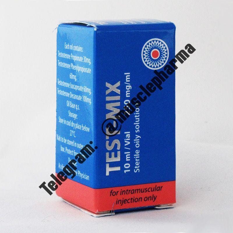 TEST-MIX (СУСТАНОН). 1 флакон * 10 мл.