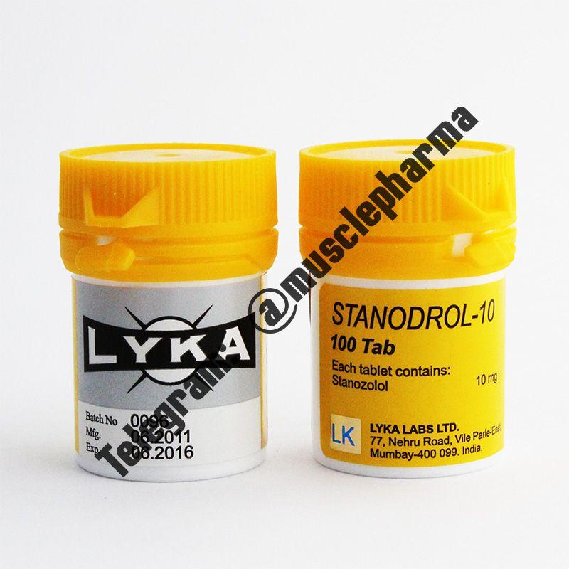 STANODROL-10 (СТАНОДРОЛ-10). 100 таб. по 10 мг.
