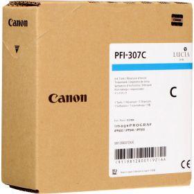 Картридж оригинальный CANON PFI-307C 330ml