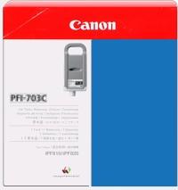 Картридж оригинальный CANON PFI-703C