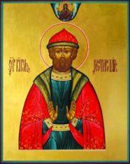 Икона Ростислав Киевский (рукописная)