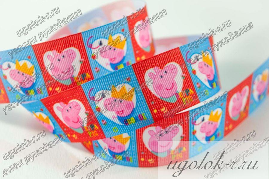 Свинка Пеппа-1
