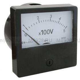 Вольтметр Э8030 500V
