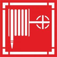 Трафарет знака Пожарный кран (F 02)
