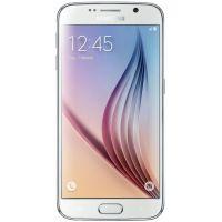 Samsung Смартфон Galaxy S6 LTE 32 ГБ белый жемчуг
