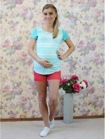 Футболка Ф-951 МП для беременных