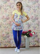 Блузка У-961 для беременных