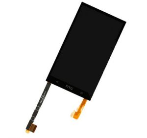 LCD (Дисплей) 802w HTC One dual sim (в сборе с тачскрином) (black) Оригинал