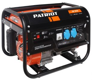 PATRIOT GP 3510 E