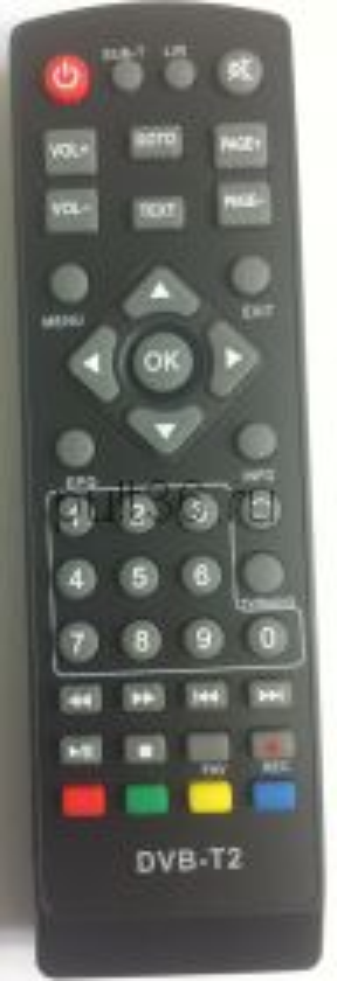 Пульт ДУ Tel-ant DVB-T2