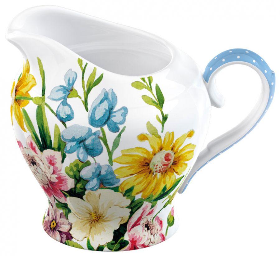 """Молочник """"Английский сад"""" Флорал"""