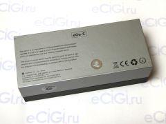 Стартовый набор Joye eGo-C 1000 mAh тип А стальной