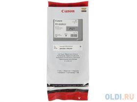 Картридж оригинальный CANON PFI-206 PGY Photo Grey 300ml