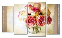 Розы винтаж (размер L)