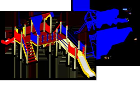 Игровой комплекс ИК-16