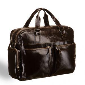 Сумка для командировок BRIALDI Dayton (Дейтон) shiny brown