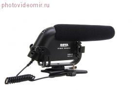 Накамерный микрофон Boya BY-VM190